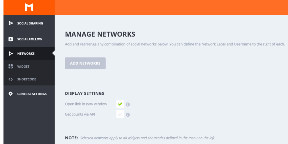 monarch networks