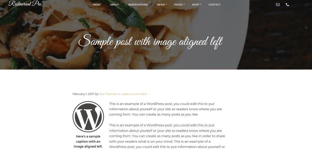restaurant pro blog post