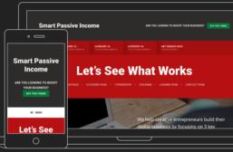 Smart Passive Income Pro – StudioPress Theme