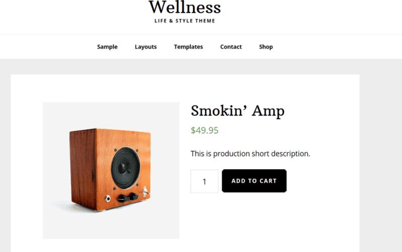 wellness pro shop Page
