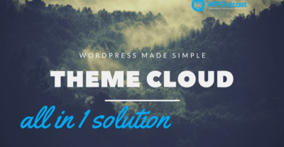 Build A Blog With Theme Cloud: No coding Required