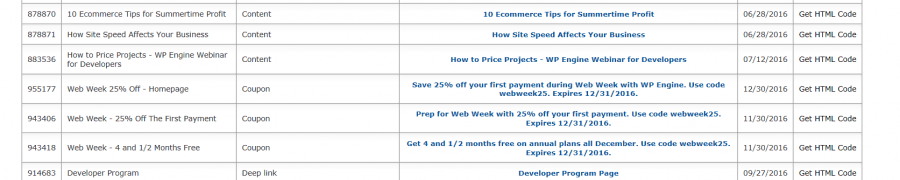 wpengine coupons