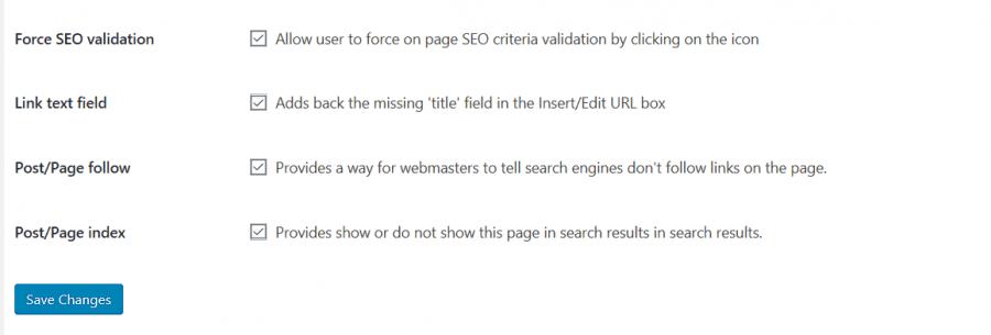 wp meta dashboard index