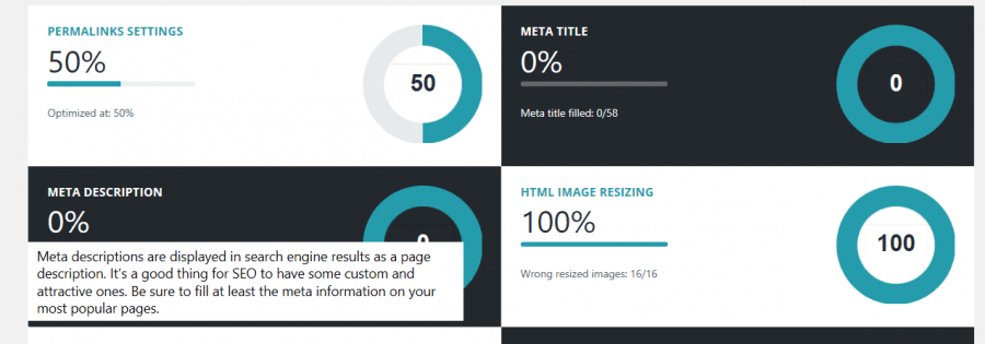 wp meta seo description