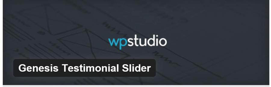 wpstudio Genesis Testimonial Slider